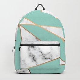 Marble Geometry 055 Backpack