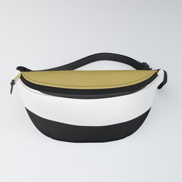 TEAM COLORS 2....Gold Fanny Pack