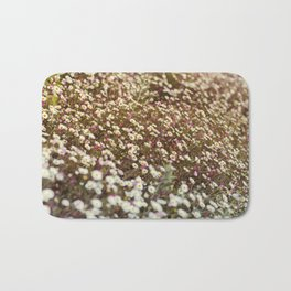 Daisy Fields Bath Mat