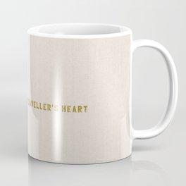 A Traveller's Heart (UK) Coffee Mug