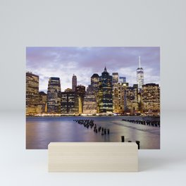 New York Nights #3 Mini Art Print