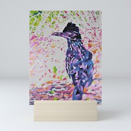 Roadrunner Mini Art Print