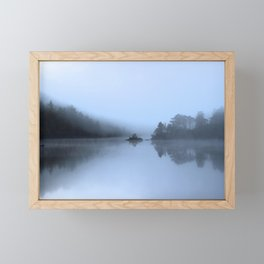 Reflections at Loch Affric Framed Mini Art Print