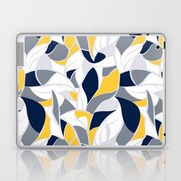Abstract winter mood II Laptop & iPad Skin