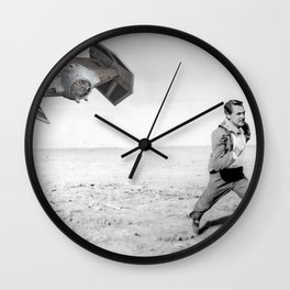 North-by-Northwest part IV Wall Clock