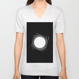 Rifled Barrel Unisex V-Neck