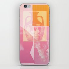 Portland Vase in Pink iPhone & iPod Skin