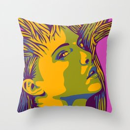 Sleeping Forest 12 Throw Pillow