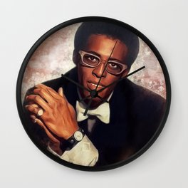 David Ruffin, Music Legend Wall Clock