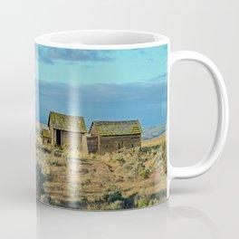 Homestead, Along The Oregon Trail Coffee Mug