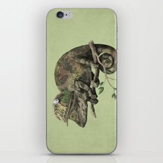 Born to Hide - Color Option iPhone & iPod Skin