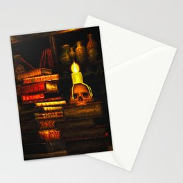 Books Of Magic Stationery Cards