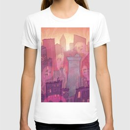 This City is Full of Ghosts (II) T-shirt
