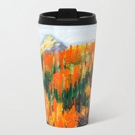 Forest Invermere by Dennis Weber of ShreddyStudio Travel Mug