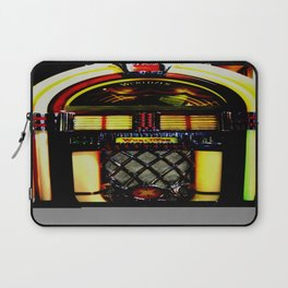 Wurlitzer Jukebox  Laptop Sleeve
