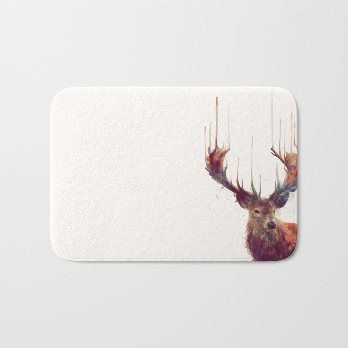 Red Deer // Stag Bath Mat