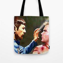 You Mirror My Desire Tote Bag