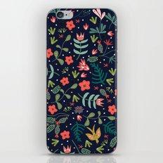 Flying Around in the Garden iPhone Skin