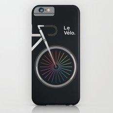 Le Velo Noir iPhone 6 Slim Case