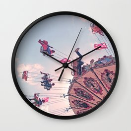 Funtime Wall Clock