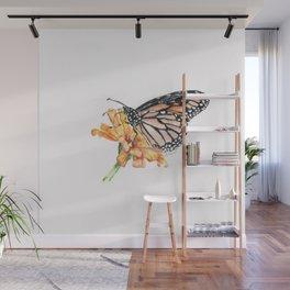 Monarch Butterfly Wall Mural
