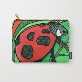 The LadyBug Carry-All Pouch
