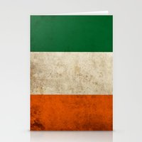 irish Stationery Cards featuring Irish by Jason Michael