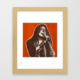 JOPLIN Framed Art Print