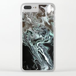 R9 Clear iPhone Case