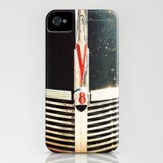 Deluxe V8 iPhone (4, 4s) Slim Case