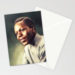 Marv Johnson, Music Legend Stationery Cards