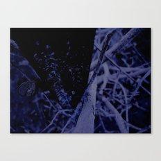 Modern Nature Canvas Print