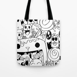 Lots of Lollies Tote Bag
