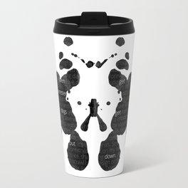 Men and dogs Travel Mug