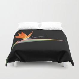 Bird of Paradise Duvet Cover