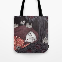 Tree of Forever Dreams Tote Bag