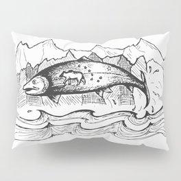 Wild Alaska Pillow Sham