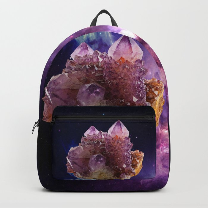 Crystal Planet Backpack