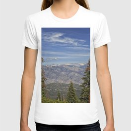 Kings Canyon, California from Sequoia National Park T-shirt