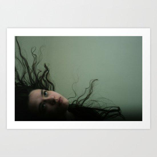 flood. Art Print