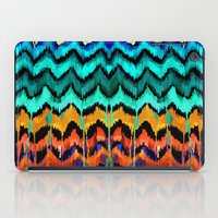 african iPad Cases featuring African Essence by Holly Sharpe