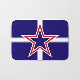 Southern Cross flag  Bath Mat