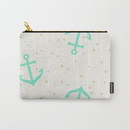 Starfish Anchors - Pearl Carry-All Pouch