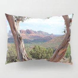 Arizona Horizon - Sedona Red Rocks Pillow Sham