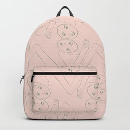 Diamond Dancers Backpack