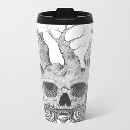Faith in Death Metal Travel Mug