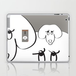 Animal Testing - Really people? Laptop & iPad Skin