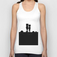 I have you. You have me. - US AND THEM Unisex Tank Top