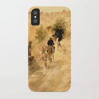 return iPhone & iPod Cases featuring Return Home by Vargamari