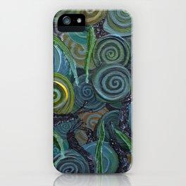 An Escargatoire of Snails iPhone Case